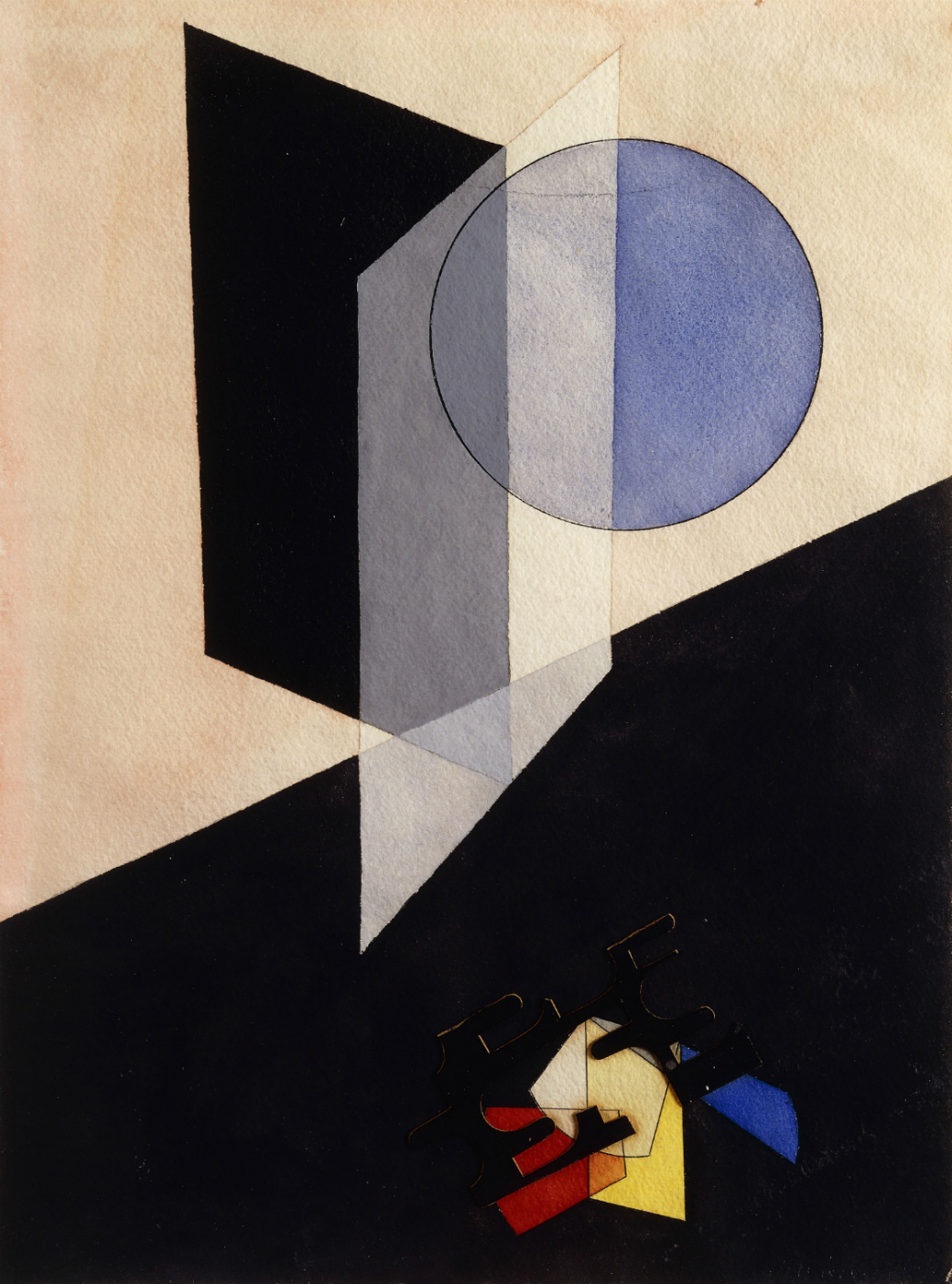 Moholy Nagy, Laszlo (1895-1946): Untitled. 1926. ©2019. Christie's Images, London/Scala, Florence.